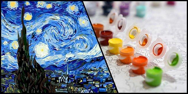 9. Gerçek sanat eserlerinizi evinizde yapmak istemez misiniz?