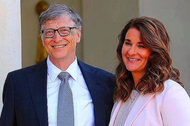 2. Bill Gates'in evliliğinin bitme sebebi olarak 27 yıldır eski sevgilisini unutamaması iddia edildi!