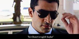 Ezel, Kurtlar Vadisi ve Dahası: Türk Televizyon Tarihinde İzlediğimiz Mafya Karakterlerden Oluşan Enfes Edit