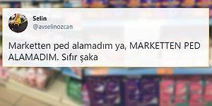 Bazı Marketler Genelge Bahanesiyle Ped Satışına Yasak Getirdi; Sosyal Medya Ayaklandı!