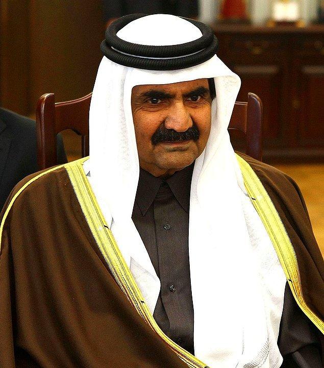 16. Katar Şeyhinin ailesi Sani Hanedanı sanata oldukça düşkündür.