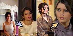 Beren Saat'e Olan Benzerliğiyle 'Aşk-ı Memnu' Dizisinin İkonik Sahnelerini Tekrar Canlandıran TikToker