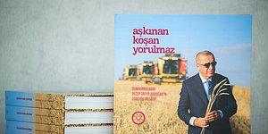 Erdoğan'ın Bir Yılı Kitap Oldu: Aşkınan Koşan Yorulmaz