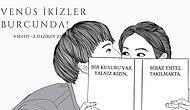 """""""Hem Kitap Kurdu, Hem Bir Ahu!"""": 9 Mayıs'ta Venüs İkizler Burcuna Geçiyor, Laf Cambazlarına Gün Doğuyor!"""