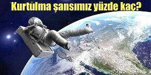 Uzay Boşluğuna Savrulmanız Halinde Başınıza Gelecek Olaylar