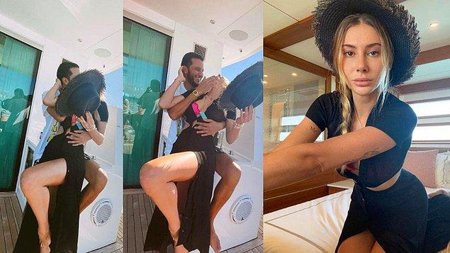 Tüm bu iddialar magazin gündemini meşgul ederken de Şeyma Subaşı, Meedo ile Ibiza'da tatildeyken Instagram'dan bir video paylaştı.