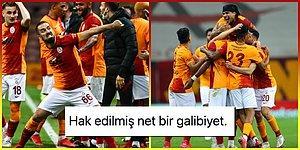 Sezonun Son Derbisi Cimbom'un! Beşiktaş'ı Deviren Galatasaray Şampiyonluk Hesaplarını Karıştırdı