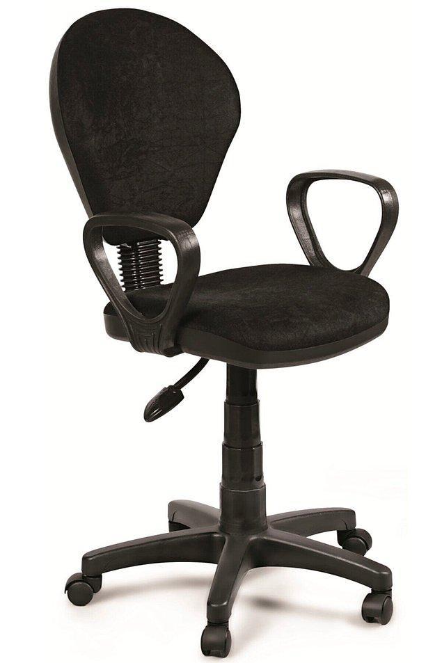 4. Rahat bir çalışma koltuğu önemli