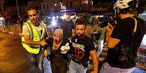 Doğu Kudüs'te Gerginlik Sürüyor: Çok Sayıda Yaralı Var