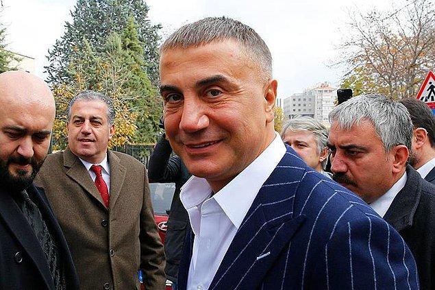 Geçmişte organize suç örgütü liderliğinden hüküm giyip tutuklanan Sedat Peker'i çoğunuz tanıyorsunuzdur.