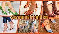 Zarafet Ayaktan Başlar! 2021 Modası Topuklu Ayakkabılar