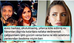 Mustafa Sandal'ın Kendisine 740 bin TL Borcu Olduğunu Söyleyen Emina Jahovic Nafaka Tartışmasına Neden Oldu!