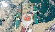 Marmara Denizi'nin Dibi de Salya ile Kaplanıyor