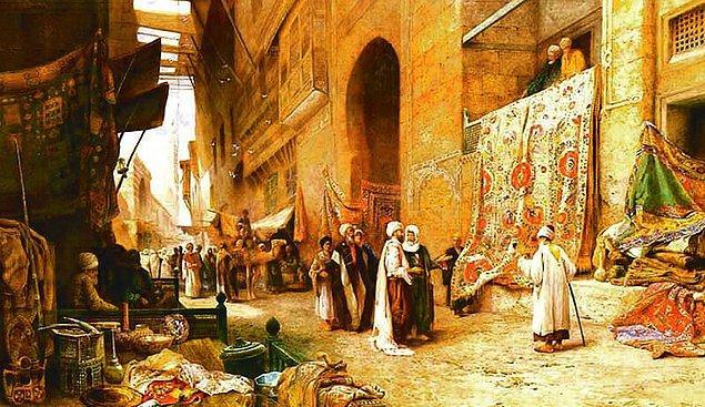 İstanbul'da ticaret