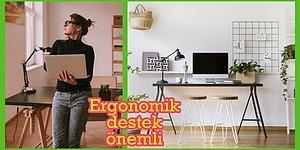 Evinizin Bir Köşesini Ofise Çevirmeniz İçin Kullanabileceğiniz Öneriler
