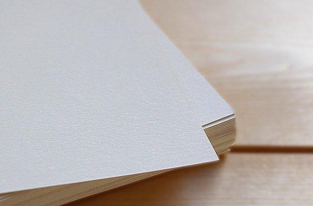 11. Papirofobi: Kağıttan korkma
