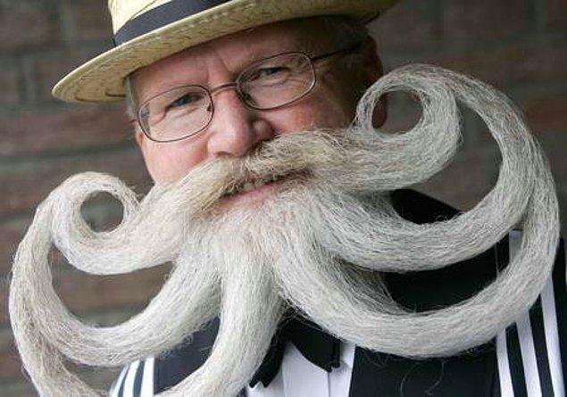 14. Pogonofobi: sakaldan ve sakallı kişilerden korkma