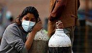 Dehşet Yer Değiştirdi; Nepal'de Koronavirüs Vakaları Yüzde 2500 arttı
