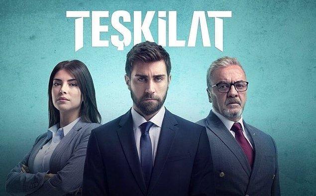 TRT 1'in dikkat çeken dizisi Teşkilat, 7 Mart'ta yayın hayatına başladı. Dizinin tüm mekanları da Ankara'da bulunuyor…