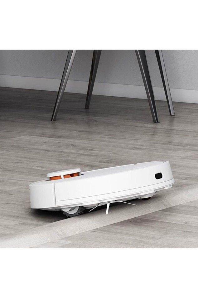 1. Robot Süpürge