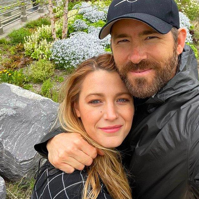Çünkü eşi Blake Lively ile o kadar doğallar ki, sürekli birbirleri uğraşıp gerçek aşkın nasıl olduğunu gösteriyorlar.
