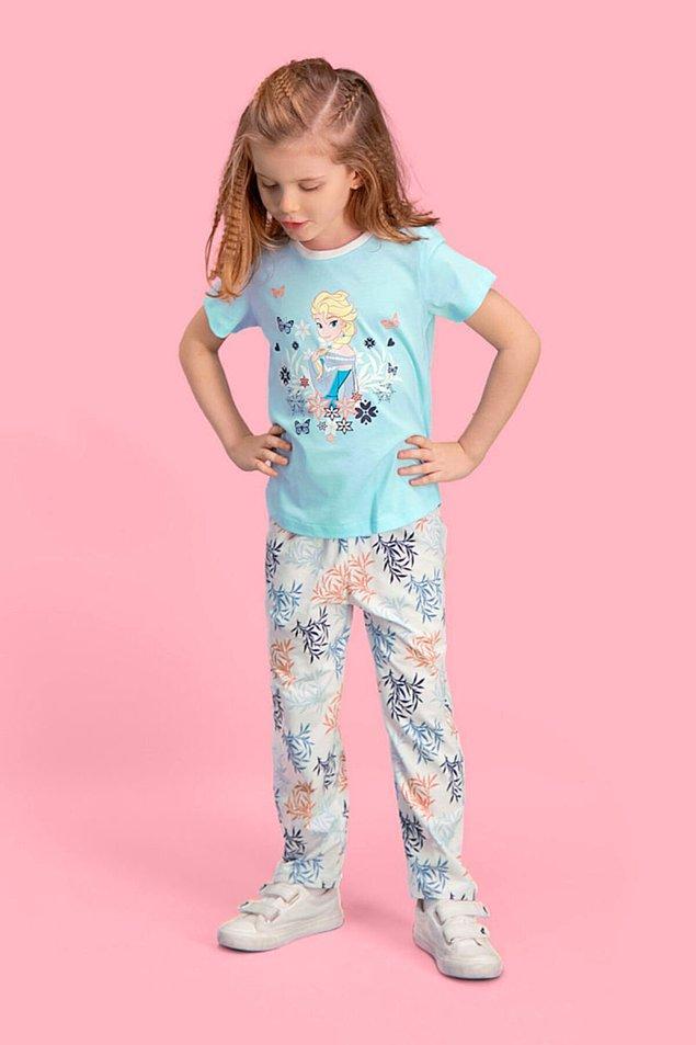 15. Bu pijamalar da çok şirin...