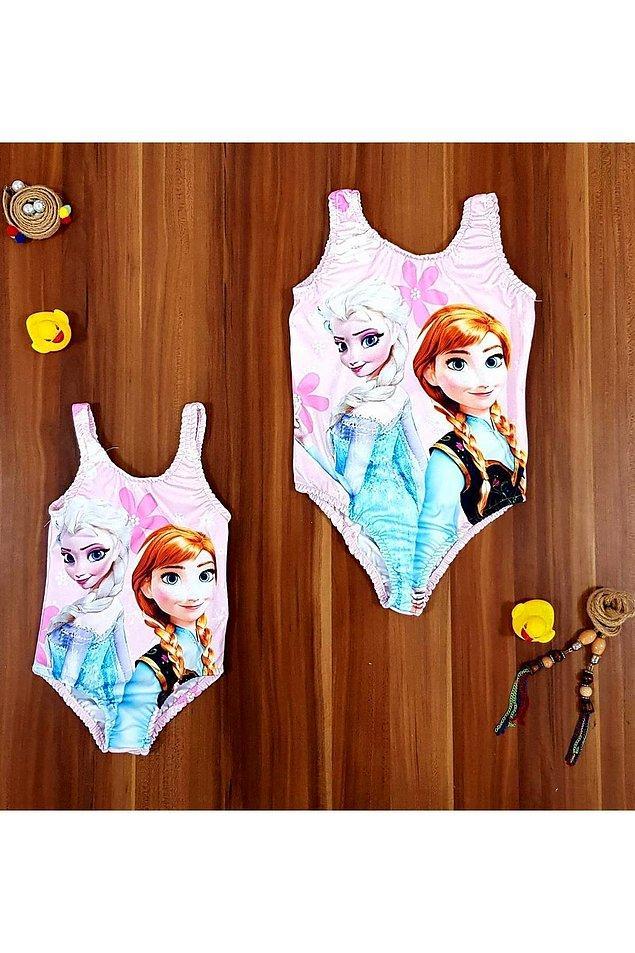 19. Plajdaki Elsa'lardan biri de sizinki olmasın mı?
