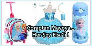 Frozen Aşkına! Çocukların Bayılacağı Elsa Kıyafetleri, Oyuncakları ve Daha Fazlası