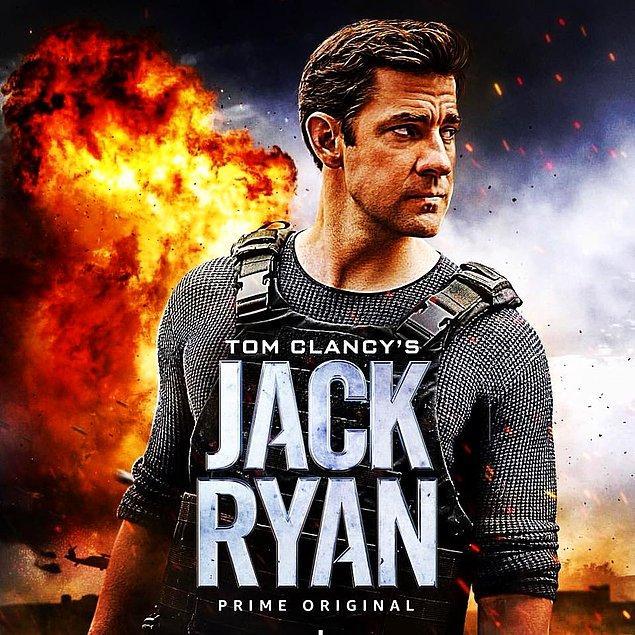 3. Tom Clancy's Jack Ryan