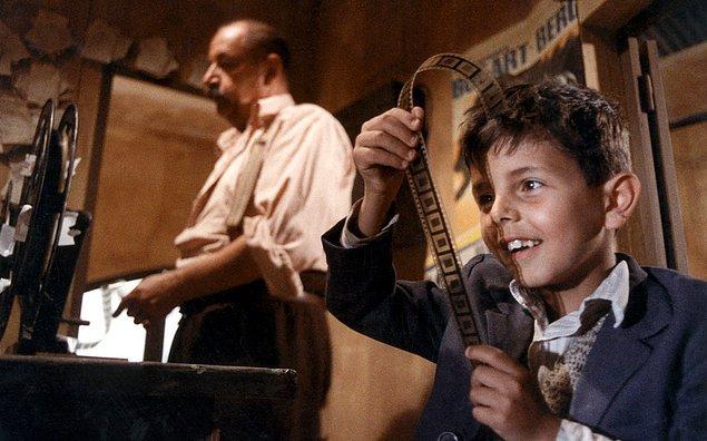 28. Nuovo Cinema Paradiso (1988)