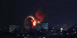 Kudüs Gerilimi: 300 Roket Atıldı, Filistinli Yetkilileri Ölü Sayısının 22'ye Yükseldiğini Açıkladı