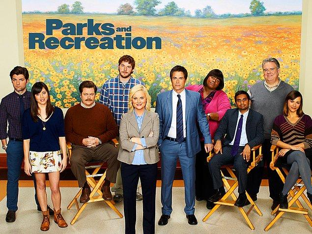 13. Parks And Recreation