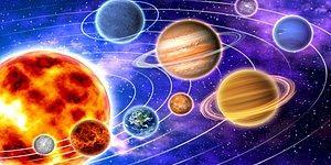Görsellerine Bakarak Güneş Sistemi Gezegenlerini Sıralayabilecek misin?