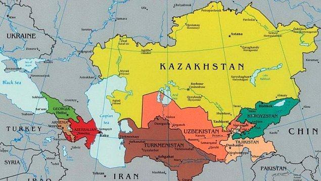 Senin kökenin Orta Asya'dan geliyor!
