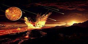 """Burçak Yüce Yazio: NASA: """"Dünya'ya Bir Gök Taşı Çarparsa Engelleyemeyiz"""""""