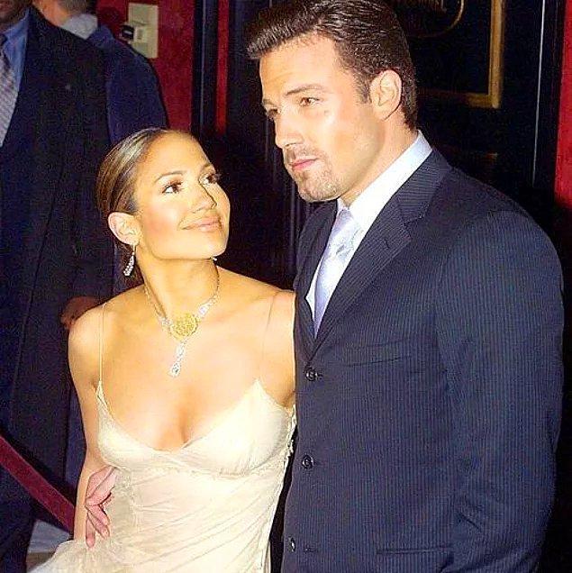 Sonrasında ise Jennifer Lopez ile eski sevgilisi Ben Affleck'in adını tekrar duyduk.