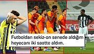 Süper Lig'de Ortalık Karıştı! Beşiktaş ve Fenerbahçe Kaybetti, Galatasaray Kazandı Şampiyonluk Son Maça Kaldı
