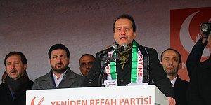 Fatih Erbakan: 'Kudüs İçin Acilen TSK Öncülüğünde 'Barış Gücü' Kurulmalı'
