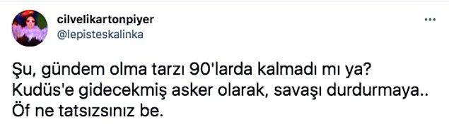 Esra Ersoy'a gelen sosyal medya tepkilerinden bazıları şöyle