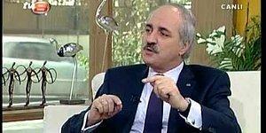 Numan Kurtulmuş'tan Kanal İstanbul Eleştirisi: 'Bir Fransız 2. Eyfel Kulesi Yapacağım Dese Sopayla Kovalarlar'