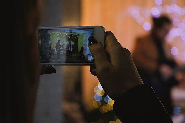 12. Video gönderileri paylaşmayı deneyebilirsiniz.