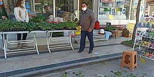 Düzce Ziraat Odası Başkanı İsrail'i Protesto Edip, Fide ve Tohumları Yere Saçtı: Bundan Sonra Satmayacağım