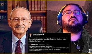 Kemal Kılıçdaroğlu ve Milletvekili Adaylığını Açıklayan Jahrein, Gençlerin Sorunları Konulu Bir Yayın Yapacak