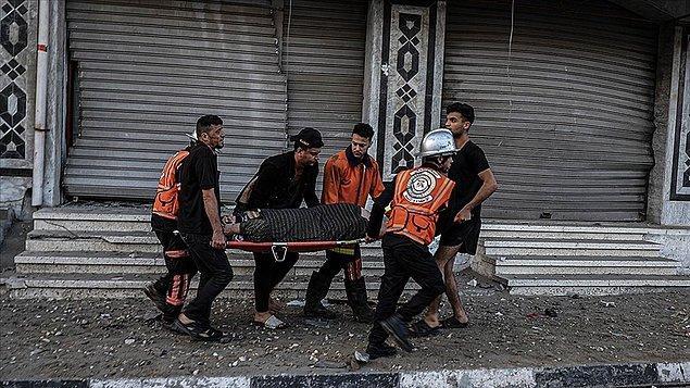 Kudüs'teki gerginlik