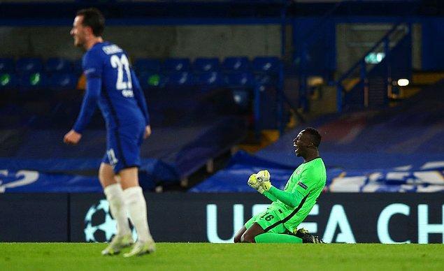 Chelsea'nin bu sezon Şampiyonlar Ligi'nde finale kalmasında da en büyük katkılardan biri ona aitti. Yarı finaldeki Real Madrid rövanşında tam 5 tane kurtarış yaptı.