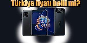 Asus Yeni Telefonları ZenFone 8 ve Dönebilen Kameralı Zenfone 8 Flip'i Kullanıcılara Tanıttı!