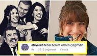 Artık Nihal Kırmızı Çizgimiz! Ünlü Oyuncu Hazal Kaya'dan Yıllar Sonra Gelen Aşk-ı Memnu Paylaşımı