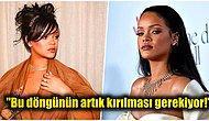 Yürü Be Riri! Dünyaca Ünlü Şarkıcı Rihanna da Filistin'de Yaşanan Korkunç Olaylara Sessiz Kalmadı