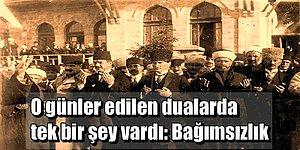 Ömrünü Türk Halkına Adayan Atatürk, Cumhuriyet'in İlanından Önce Ramazan Bayramlarını Nasıl Geçirmişti?