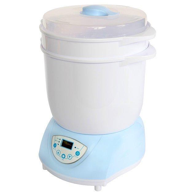 7. Gaz problemlerine karşı bebek besinlerinin soğuk olmaması gerekir. Ilık olması gereken besin sıcaklığının uzmanlar tarafından 36-37 derece olması öneriliyor.